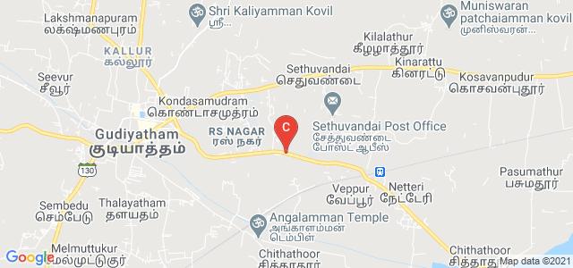 SH 127, Gandhi Nagar, Sethuvandai, Tamil Nadu 635803, India