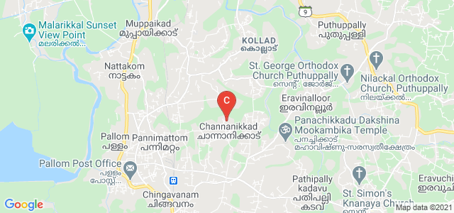 PG Radhakrishnan Memorial Sree Narayana College, Channanikadu, Channanikkad, Kerala, India