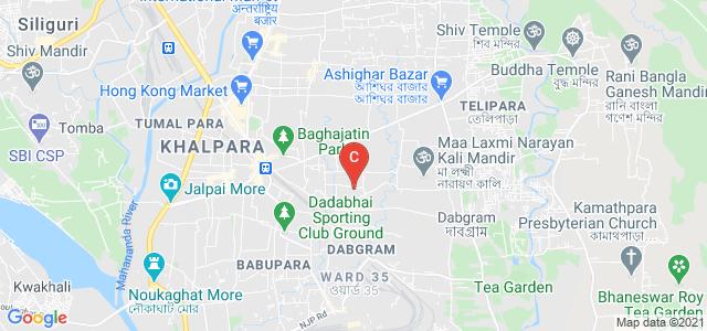 Siliguri Mahila Mahabidyalaya, Ward 23, Subhas Pally, Siliguri, West Bengal, India