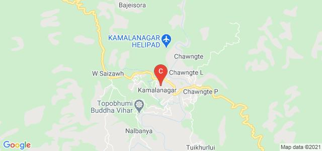 Kamalanagar, Mizoram, India