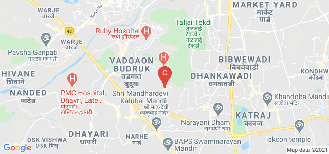 NBN Sinhgad School Of Engineering, Sinhgad Rd, Ambegaon BK, Pune, Maharashtra, India