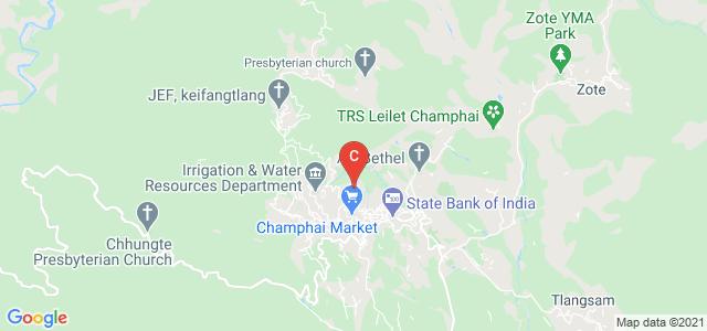 Government Champhai College, Vengthlang North, Champhai, Mizoram, India