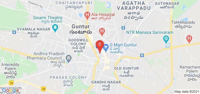 Government College For Women(A), Sambasiva Peta Road, Opp: AC College, Sambasiva Pet, Guntur, Andhra Pradesh, India