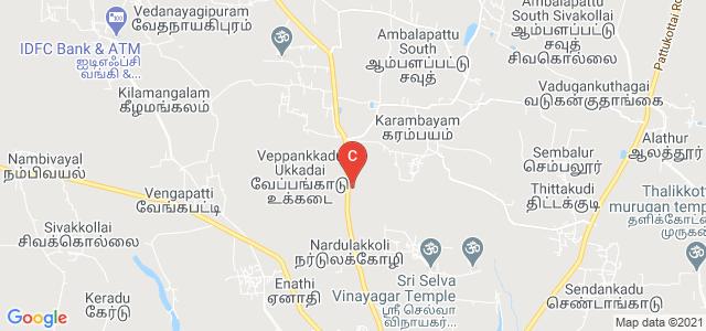 Meenakshi Chandrasekaran College of Arts and Science, Pattukkottai, Tamil Nadu, India