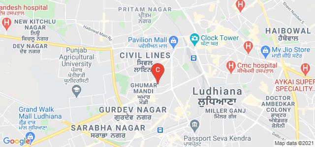Gujranwala Guru Nanak Khalsa College, Mall Enclave, Civil Lines, Ludhiana, Punjab 141001, India