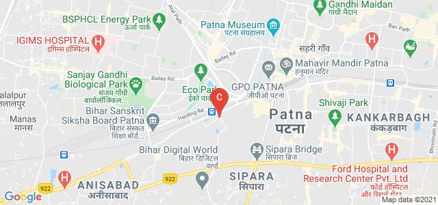 Gardanibagh, Patna, Bihar 800002, India