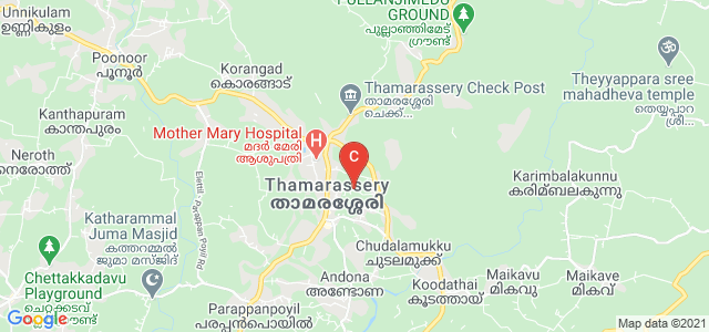 College Of Applied Science, Thamarassery, Calicut, Kerala, India