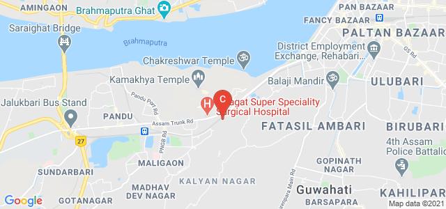 Lalit Chandra Bharali College, Mahapurush Damodardev Path, Maligaon Gate No.4, East Gota Nagar, Maligaon, Guwahati, Assam, India