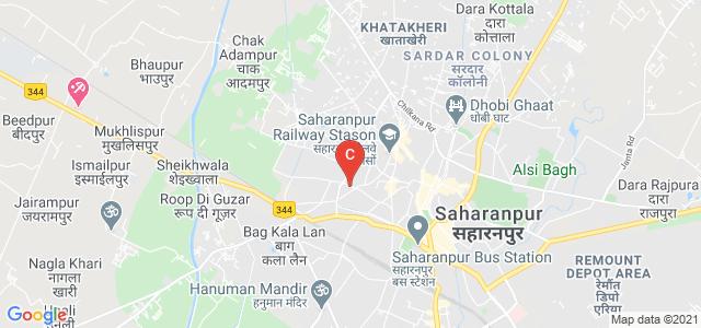 Islamia degree college, Purani Mandi, Saharanpur, Uttar Pradesh, India
