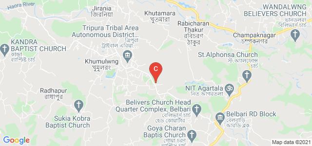 Govt. Degree College, Khumulwng, Khumulwng, Tripura, India