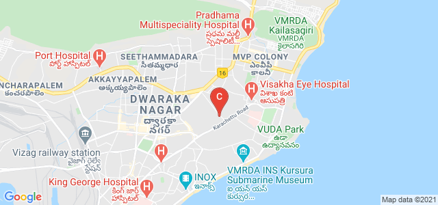 Andhra University, Visakhapatnam, Andhra Pradesh 530003, India