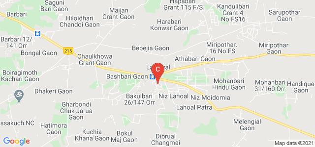 Lahowal College, Lahoal - Duliajan Road, Lahowal, Dibrugarh, Assam, India