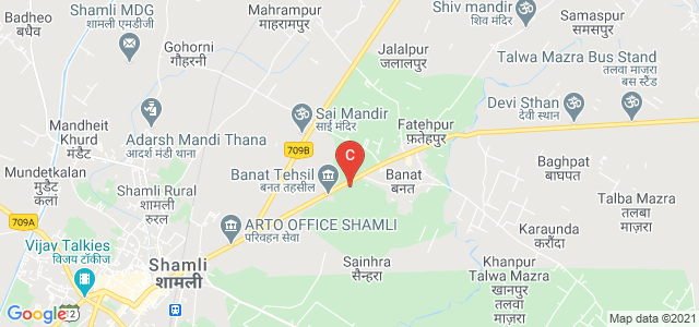 St. R.C. college of higher education, Shamli, Uttar Pradesh, India