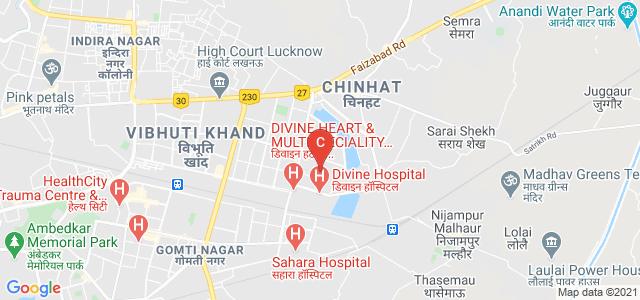 Lucknow Public College Of Professional Studies, Chhota bharwara, Vinamra Khand, Gomti Nagar, Lucknow, Uttar Pradesh, India