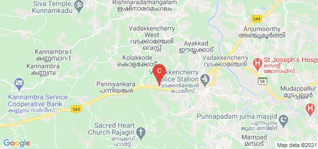 College of Applied Science, Vadakkencherry, National Highway 47, Vadakkencherry, Kerala, India