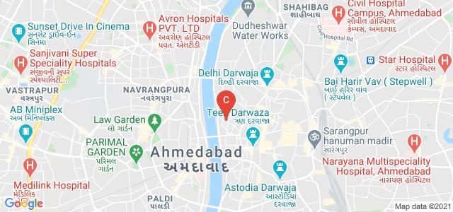 Khanpur, Ahmedabad, Gujarat 380001, India