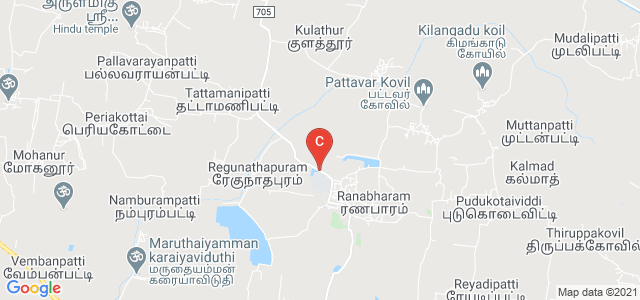 Major District Road 705, Regunathapuram, Tamil Nadu 622302, India