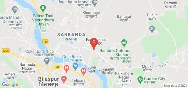 Govt. E. Raghvendra Rao P.G. Science College, Seepat Road, Sarkanda, Bilaspur, Chhattisgarh, India