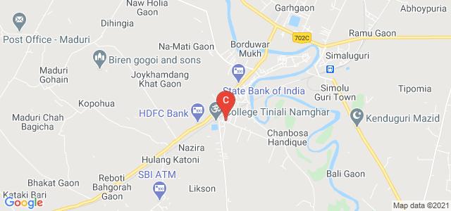 Nazira College, Nazira Town, Sivasagar, Assam, India