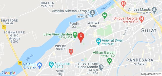 IIIT Surat, SVNIT Campus, Athwa, Surat, Gujarat, India