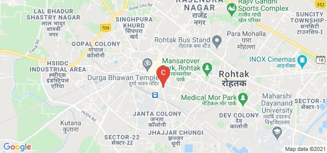 Vaish Mahila Mahavidyalaya, NH 71, Jagdish Colony, Rohtak, Haryana, India