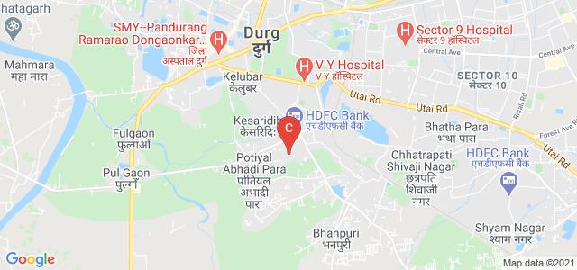 Govt Naveen College, Bori, Durg, Zone 1, Vivekanand Nagar, Bori, Chhattisgarh, India