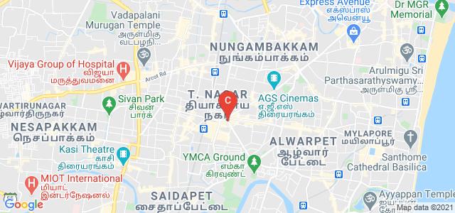 Dakshina Bharat Hindi Prachar Sabha, Chennai, Melony Road, Parthasarathi Puram, T Nagar, Chennai, Tamil Nadu, India