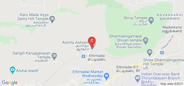 Amrita University, Amritanagar, Ettimadai, Coimbatore, Tamil Nadu, India