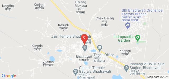 Neelkanthrao Shinde Science and Arts College, Santaji Nagar, Bhadravati, Maharashtra, India