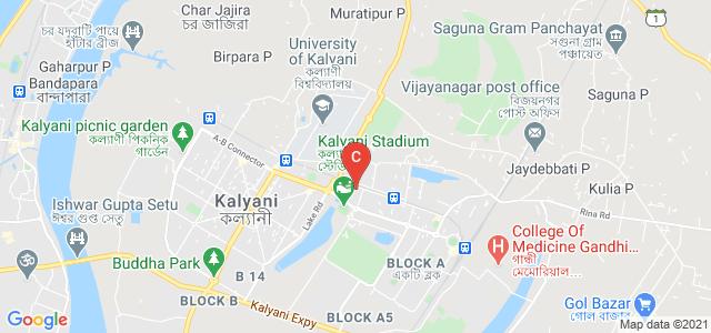 Kalyani Mahavidyalaya, Block A2, Kalyani, Nadia, West Bengal, India
