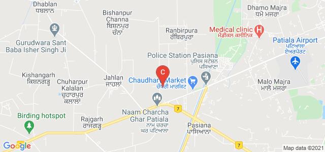 Patiala, Punjab 140701, India