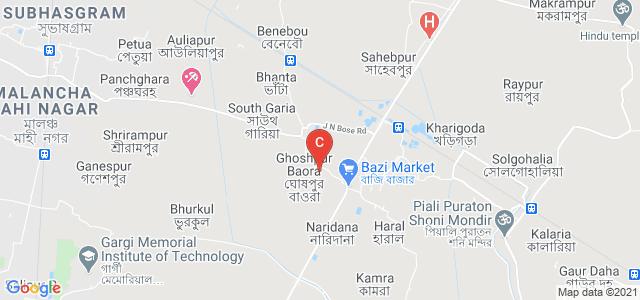 Susil Kar College, Baruipur-Champahati Road, Naridana, West Bengal, India