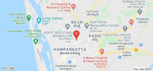 Sri Ramakrishna Degree College, Mallikatte, Kadri, Mangalore, Karnataka, India