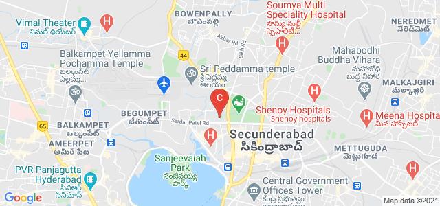 Osmania University PG College, Sardar Patel Road, Paigah Colony, Secunderabad, Telangana, India