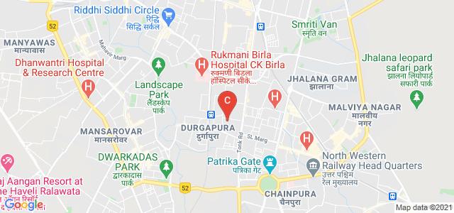 Banasthali Vidyapith, Sarojini Marg, Panch Batti, Ashok Nagar, Jaipur, Rajasthan, India