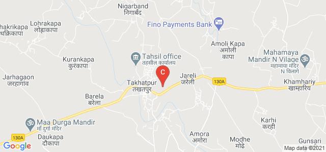 Mungeli Road, Ram Nagar, Azad Nagar, Takhatpur, Chhattisgarh, Indiaollege, Azad Nagar, Bilaspur, Chhattisgarh, India