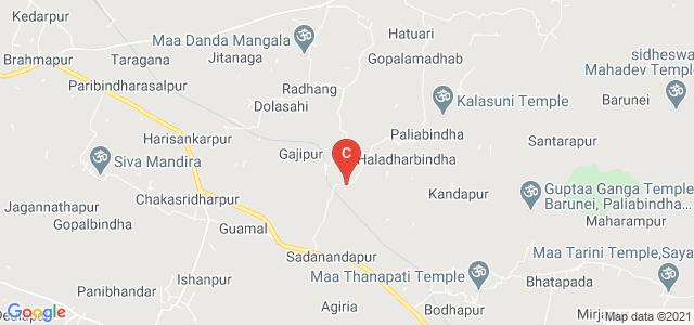 Biranchi Narayan Madhab Arjun College, Paliabindha, Odisha, India