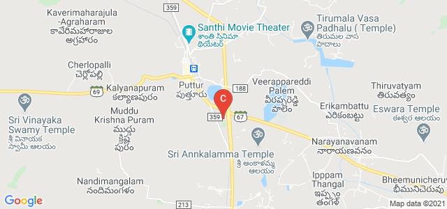 Govt. Degree College, Puttur, Puttur, Andhra Pradesh, India