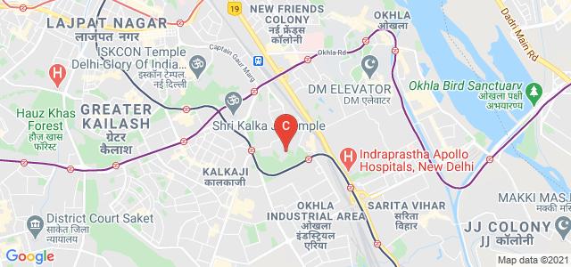 Indraprastha Institute of Information Technology Delhi, Shyam Nagar, Okhla Industrial Area, New Delhi, Delhi, India