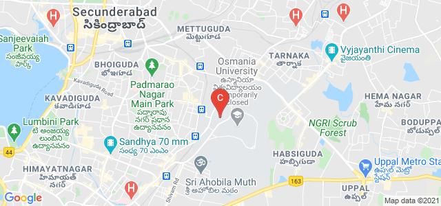 Auditorium Hall, Department Of Business Management, Osmania University, Amberpet, Hyderabad, Telangana, India