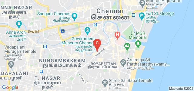 Quaid-E-Millath Government College for Women (Autonomous), Binny Road, Anna Salai, Chennai, Tamil Nadu, India
