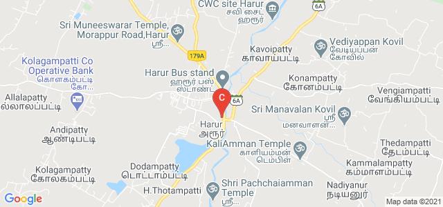 Muthu Mase Arts and Science College, Periyar Nagar, Harur, Tamil Nadu, India