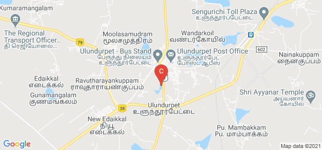 Jawaharlal Nehru College for Women, Ulundurpet, Villupuram, Tamil Nadu, India