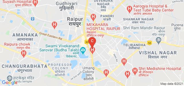 Gurukul Mahila Mahavidyalaya, Kalibadi, Janta Colony, Raipur, Chhattisgarh, India