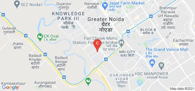 Greater Noida Institute of Technology, Knowledge Park II, Greater Noida, Uttar Pradesh, India