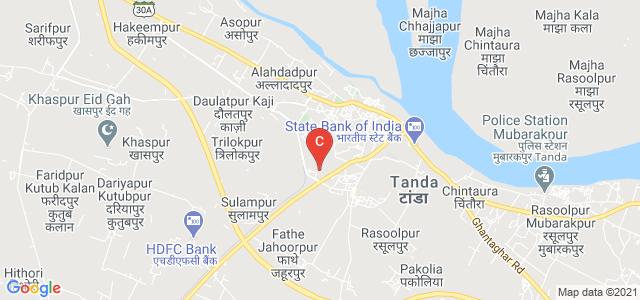 Dev Indrawati Mahavidyalay, Kashmiriya, Tanda, Uttar Pradesh, India