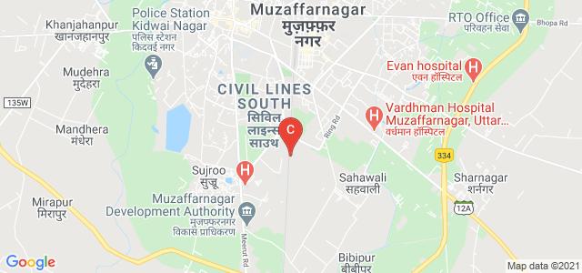 Shri Ram College Hostel, Laxman Vihar Colony, Civil Lines South, Muzaffarnagar, Uttar Pradesh, India