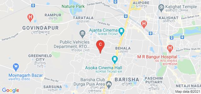 Kishore Bharati Bhagini Nivedita College, Vivekananda Pally, Behala, Kolkata, West Bengal, India
