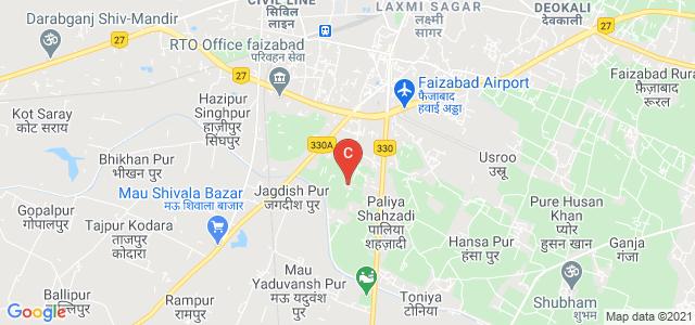 Jhunjhunwala PG College, Faizabad, Manas Nagar, Hansapur, Uttar Pradesh, India