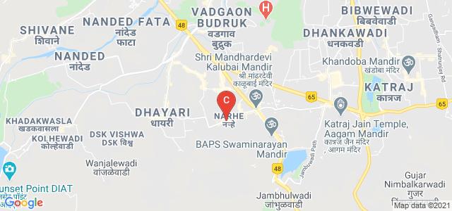 Sinhgad Institute of Pharmacy, Ambegaon Rd, Narhe, Pune, Maharashtra, India